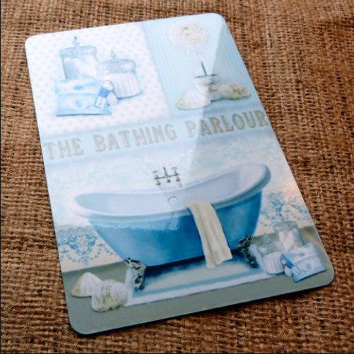 Bathing Parlour Novelty Sign