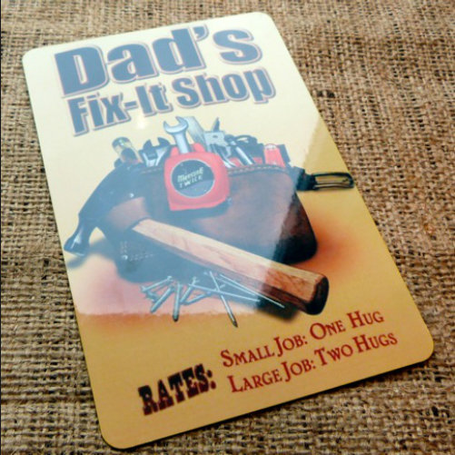 Dads Fix It Shop