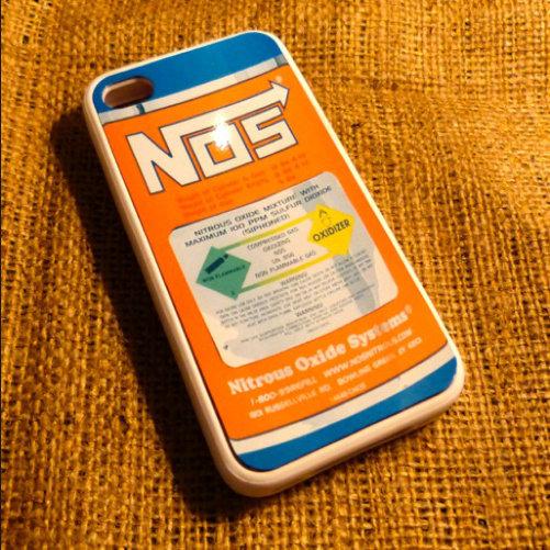 Nos Iphone Case 4-4s