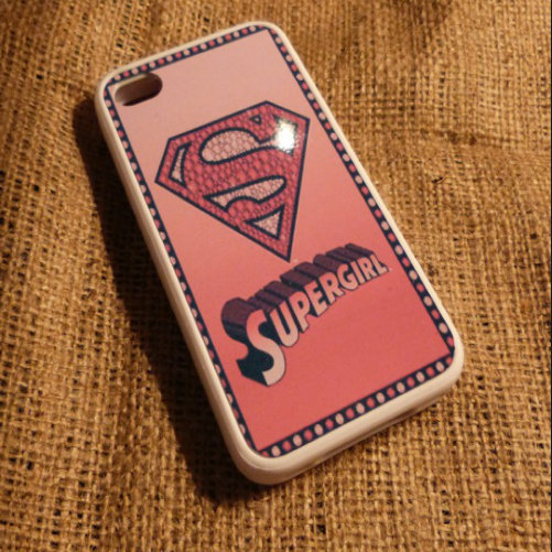 Supergirl Iphone Case