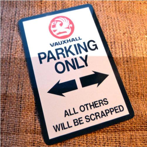Vauxhall Parking