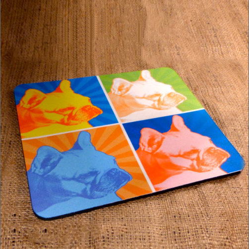 French Bulldog Mouse Mat