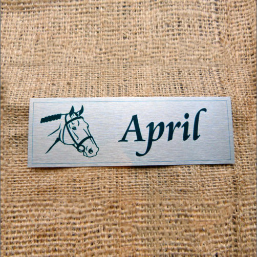 Horse Head Sign