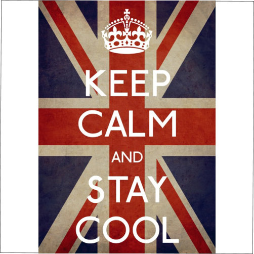 Keep Calm Stay Cool