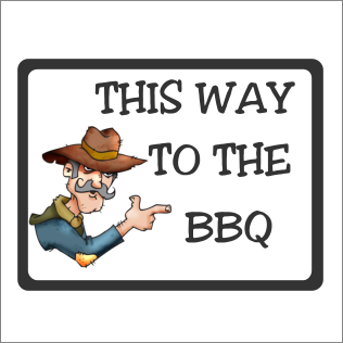 This Way To The BBQ