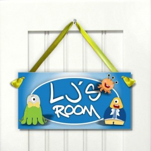 Kids Bedroom Signs
